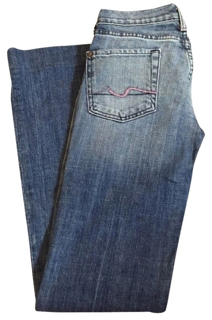 Preload https://item1.tradesy.com/images/7-for-all-mankind-medium-wash-boot-cut-jeans-size-24-0-xs-1737025-0-0.jpg?width=400&height=650