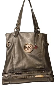 Michael Kors Shoulder Tote Leather Hobo Bag