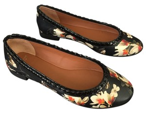 Givenchy Floral Pattern Flats