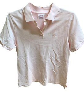 Brooks Brothers Polo Classic T Shirt Light Pink