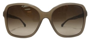 Chanel SALE-Chanel Crystal Taupe Square Sunglasses 5308-B C.1416/S5
