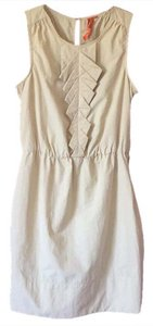 BCBGeneration short dress Khaki on Tradesy
