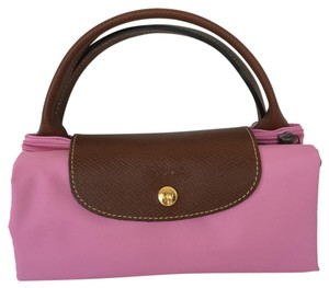 Longchamp Pink Travel Bag