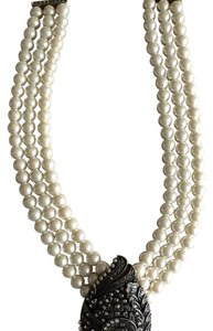 Heidi Daus Tiered Tapestry Three Necklace