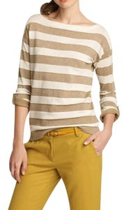 J.Crew Sparkle Rolled Sleeves Sweater