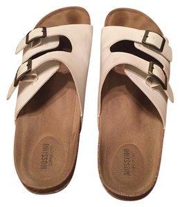 Mossimo Supply Co. White Sandals
