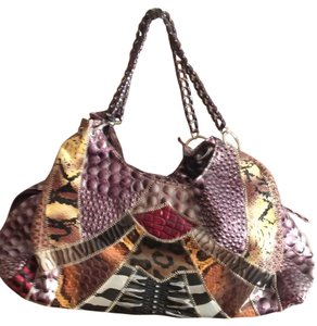 Unknown Textured Hobo Bag