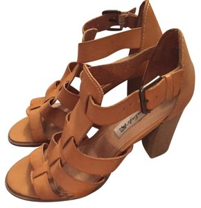 American Eagle Outfitters Cognac Sandals