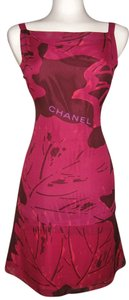 Chanel Silk Dress