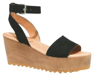 Madewell Black Wedges