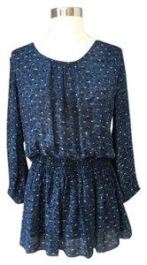 Joie short dress Chambray on Tradesy