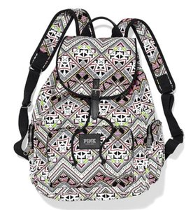 PINK Victoria's Secret Aztec Print Backpack