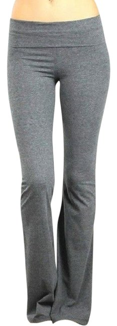 Item - Charcoal Gray New Yoga Lounge Sweat Small Activewear Bottoms Size 4 (S, 27)