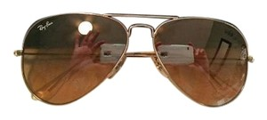 Ray-Ban Ray-Ban 3025 Gold Aviator