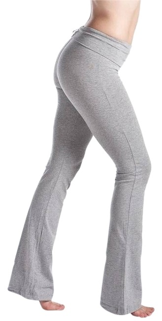 Item - Heather Gray New Yoga Lounge Sweat Medium Activewear Bottoms Size 8 (M, 29, 30)