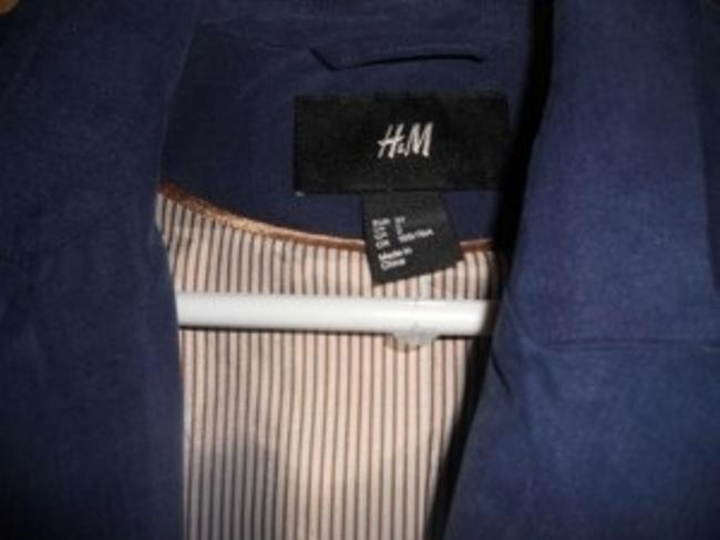 H&M dark blue Blazer