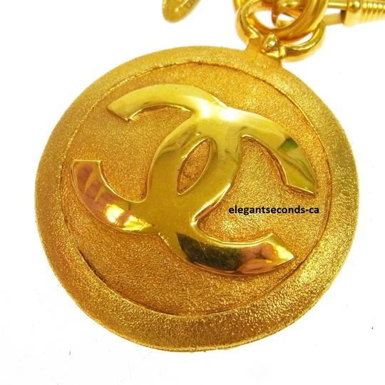 Chanel ~FINAL SALE~ AUTH. CHANEL TWO WAY NECKLACE WITH MEGINFY GLASS