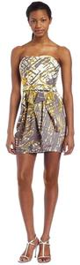 Jessica Simpson short dress Sunshine on Tradesy