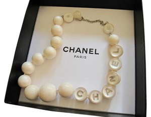 Chanel Authentic Rare One Of A Kind Vintage Chanal Runway Choker Excellent