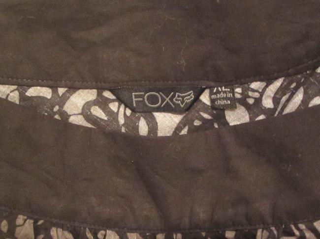 Fox Top black and grey