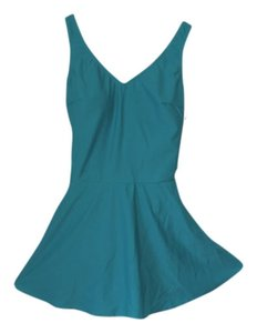 bfc51fc402 The Tog Shop The Tog Shop turquoise flare skirt 1 pc TUMMY TRIMMER swimsuit