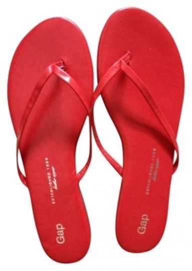 Preload https://item5.tradesy.com/images/gap-red-vermillion-style-351425-sandals-size-us-9-173789-0-0.jpg?width=440&height=440