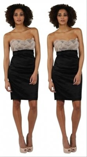 Ted Baker Strapless Ruffles Dress