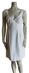 Nanette Lepore short dress white on Tradesy