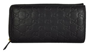Gucci New Gucci 332747 Wallet Black leather