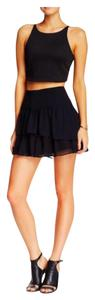 BCBGeneration Mini Skirt Black