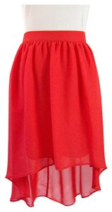 Romeo & Juliet Couture Skirt Red
