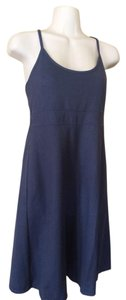 Soybu short dress blue Sundress Athletic on Tradesy