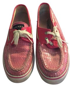 Sperry Pink/Sparkles Athletic