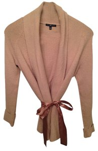 Gap Wrap Tie Belt Shawl Sweater