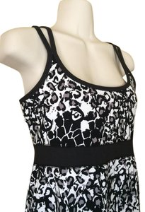 Soybu short dress black and white Athletic Summer on Tradesy
