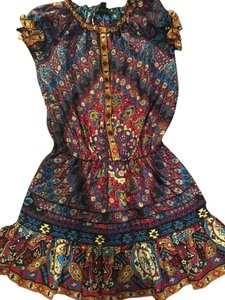 Rampage short dress Multi on Tradesy