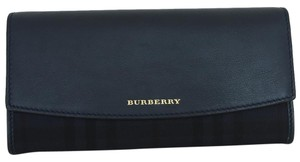 Burberry Horseferry Check Overdyed Porter Continental Wallet