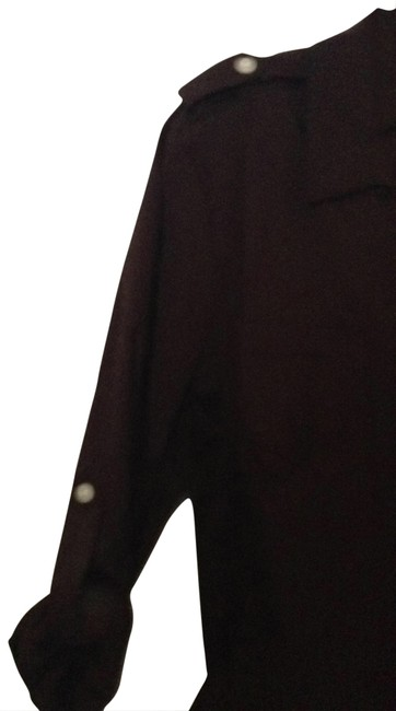 Banana Republic Top chocolate brown