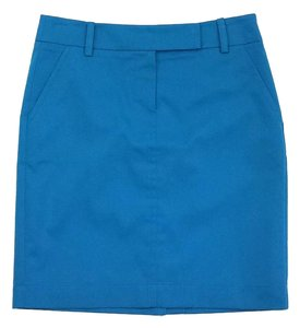 Trina Turk Turquoise Pencil Skirt
