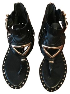 Ivy Kirzhner Black Sandals