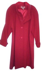 Mark Reed Wool- Blend Trench Coat