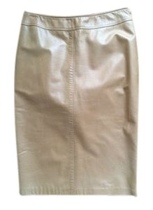 Donna Karan Skirt Camel ( Light Tan )
