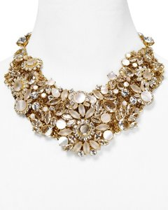 Kate Spade Brand New Kate Spade Grand Bouquet Necklace - Kate's Most Expensive & Luxurious Ever!