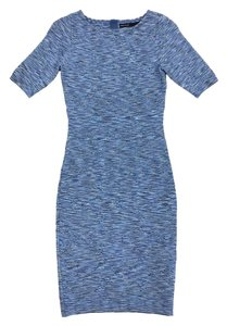 Karen Millen short dress Mixed Blue Short Sleeve on Tradesy