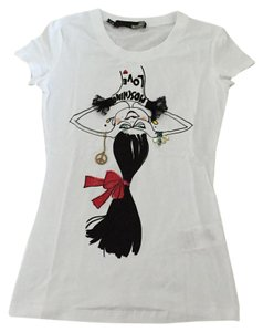 Love Moschino T Shirt White