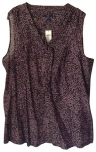 Banana Republic Top brown/mauve