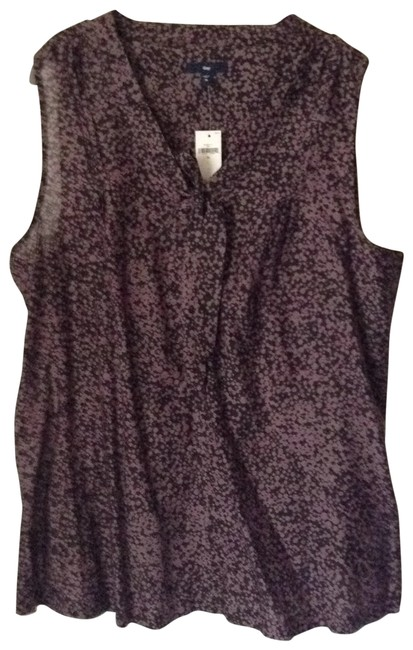 Preload https://item4.tradesy.com/images/banana-republic-brownmauve-blouse-size-16-xl-plus-0x-173873-0-0.jpg?width=400&height=650