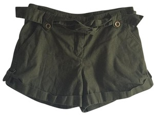 H&M Cargo Shorts Sage Green