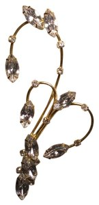 Large Stone Sparkling Brooch