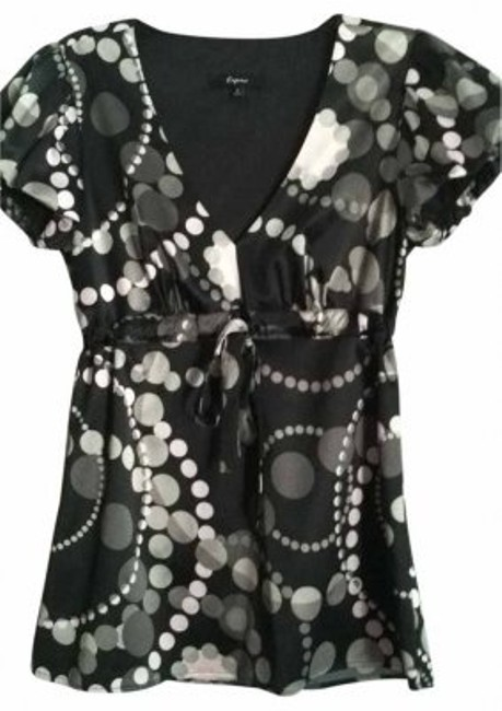 Preload https://item4.tradesy.com/images/express-black-blouse-size-6-s-17388-0-0.jpg?width=400&height=650